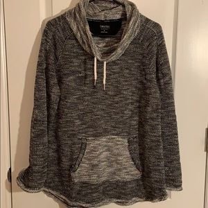 Calvin Klein performance cowl neck sweater size L